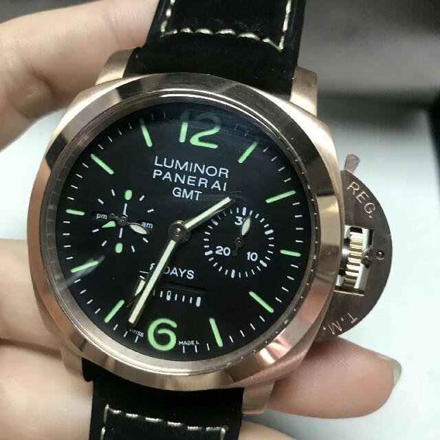ヴァシュロン・コンスタンタン時計スーパーコピー - PANERAI - PANERAI パネライタイプ 腕時計の通販 by サカモト's shop|パネライならラクマ