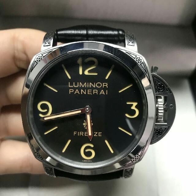 クロム ハーツ 22k チェーン / PANERAI - PANERAI パネライタイプ 腕時計の通販 by サカモト's shop|パネライならラクマ