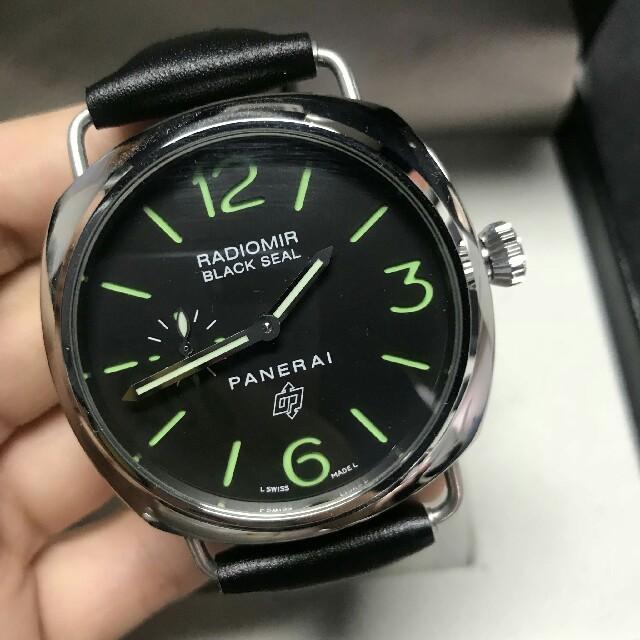 モーリス・ラクロア時計スーパーコピー高品質 / PANERAI - PANERAI パネライタイプ 腕時計の通販 by サカモト's shop|パネライならラクマ