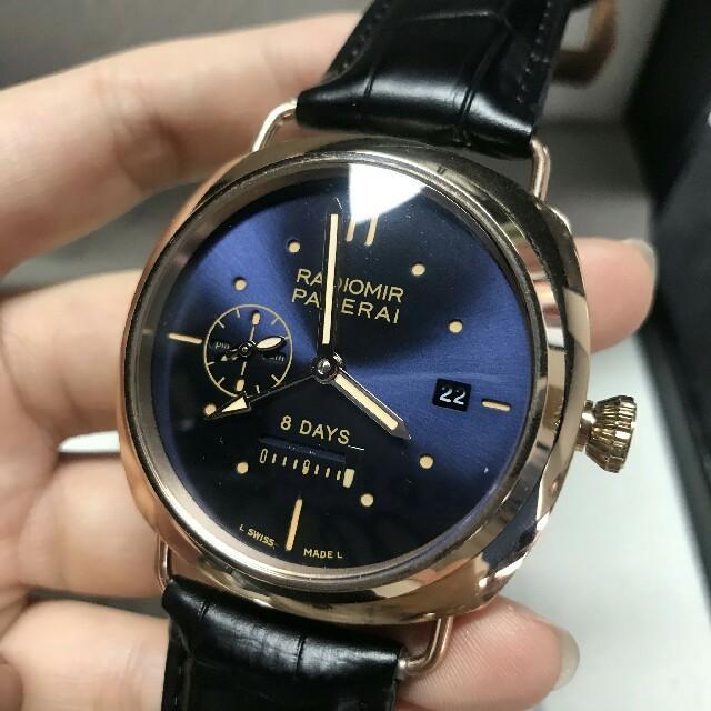 ヴァシュロン・コンスタンタン時計コピー芸能人女性 - PANERAI - PANERAI パネライタイプ 腕時計の通販 by サカモト's shop|パネライならラクマ