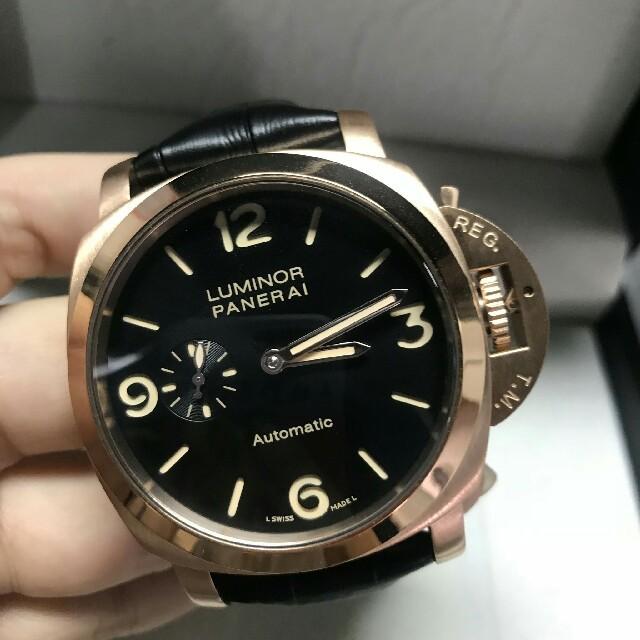 ブランドコピー 最安値 、 PANERAI - PANERAI パネライタイプ 腕時計の通販 by サカモト's shop|パネライならラクマ