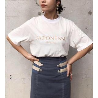 アメリヴィンテージ(Ameri VINTAGE)の  JAPONISM TEE  アメリヴィンテージ (Tシャツ(半袖/袖なし))