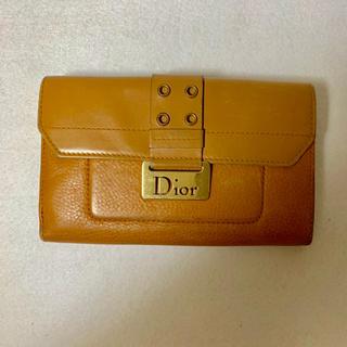 クリスチャンディオール(Christian Dior)の  Christian Dior  財布(折り財布)