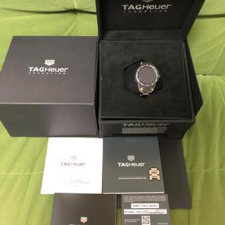 タグホイヤー(TAG Heuer)のタグホイヤーコネクテッド    モジュラー41 専用ラバーベルト付き(腕時計(デジタル))