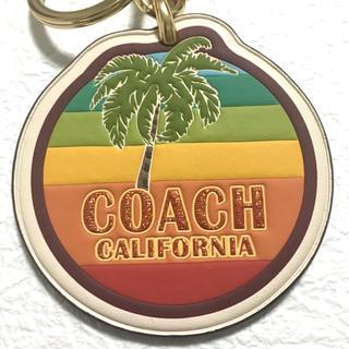 コーチ(COACH)の【新品未使用】コーチ バックチャーム カリフォルニア パームツリー(バッグチャーム)