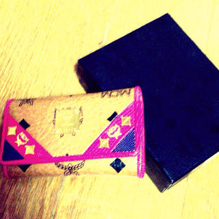 エムシーエム(MCM)のMCM キーケース(財布)