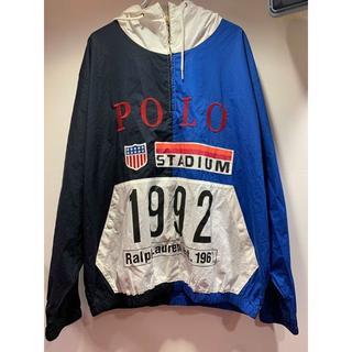 ポロラルフローレン(POLO RALPH LAUREN)のラルフローレン ジャケット復刻RL1992 Popover Jacket  L(その他)