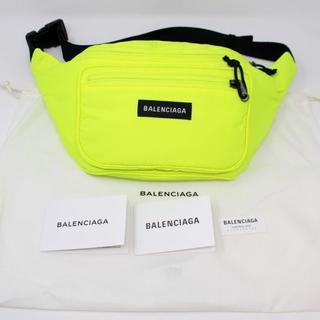 バレンシアガ(Balenciaga)の新品 2019SS BALENCIAGA エクスプローラー ベルト バッグ(ボディーバッグ)