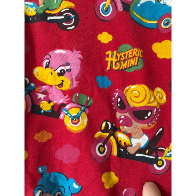 HYSTERIC MINI(ヒステリックミニ)のヒスミニ トレーナー キッズ/ベビー/マタニティのベビー服(~85cm)(トレーナー)の商品写真