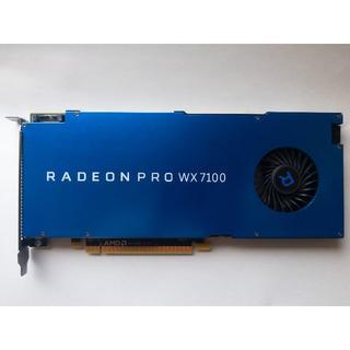 RADEON PRO WX 7100 [PCIExp 8GB](PCパーツ)