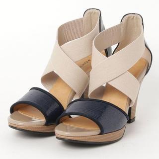 アルカリ(alcali)の◆  alcali:(mie scarpe)*クロスベルトサンダル(サンダル)