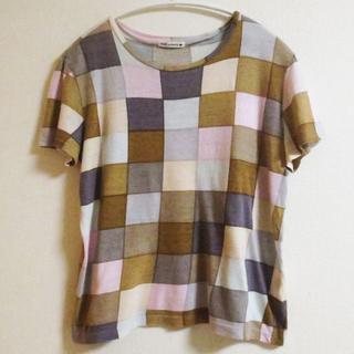 ミナペルホネン(mina perhonen)のミナペルホネン jelly Tシャツ カットソー(Tシャツ(半袖/袖なし))