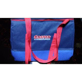 コストコ(コストコ)のコストコ 保冷バッグ 大容量 ポケット付 幅広 底深 特大(その他)