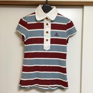ヴィヴィアンウエストウッド(Vivienne Westwood)のヴィヴィアン ウエストウッド 半袖ポロシャツ(ポロシャツ)