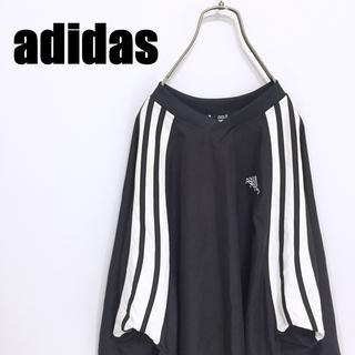 adidas - adidas アディダス ゴルフ ナイロン プルオーバー 90s 古着