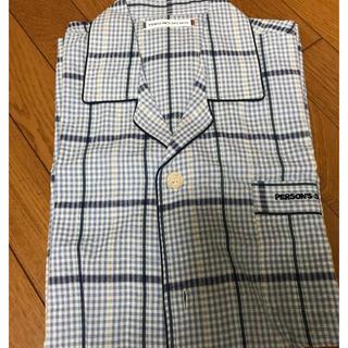 パーソンズ(PERSON'S)の新品未使用パーソンズ男性パジャマ上着Lサイズ(その他)