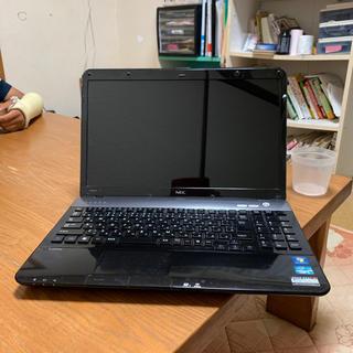 エヌイーシー(NEC)のジャンク品 壊れたパソコン(ノートPC)