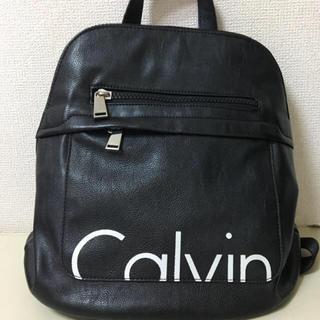 カルバンクライン(Calvin Klein)のカルバン・クライン リュック 日本未発売(リュック/バックパック)