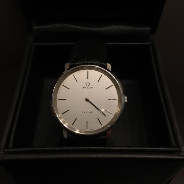 レプリカ 時計 格安腕時計 / OMEGA - オメガデビルの通販 by ミニ's shop|オメガならラクマ