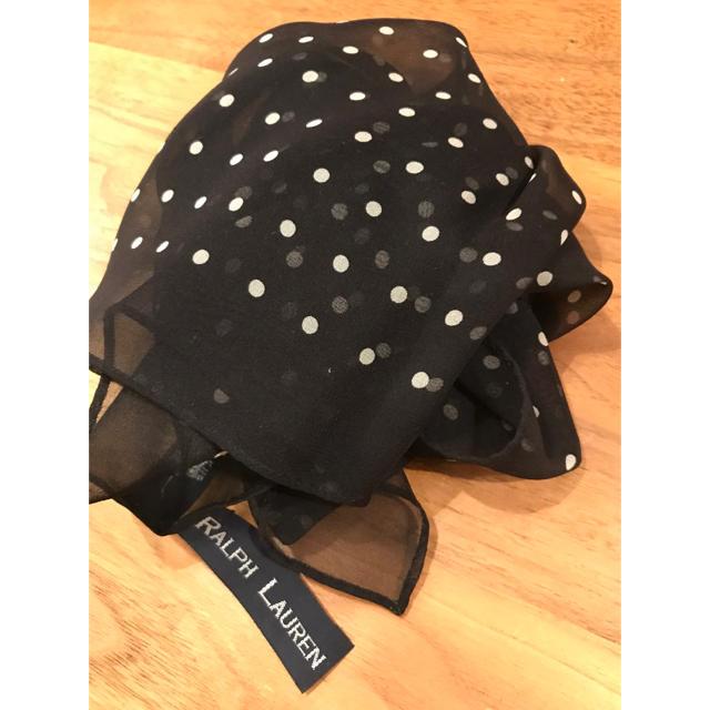 Ralph Lauren(ラルフローレン)のラルフローレン  スカーフ レディースのファッション小物(バンダナ/スカーフ)の商品写真