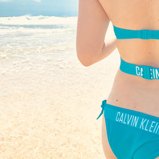 カルバンクライン(Calvin Klein)のCalvin Klein バンドゥ ビキニ(水着)