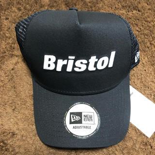 エフシーアールビー(F.C.R.B.)の【即購入で値下げ可】FCRBNEWERA BRISTOL MESH CAP 帽子(キャップ)