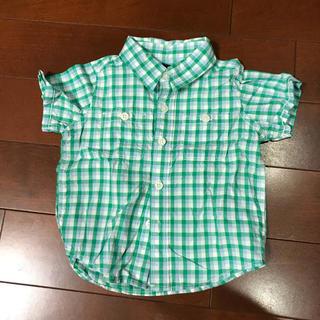 ベビーギャップ(babyGAP)のbabyGapシャツ(Tシャツ)