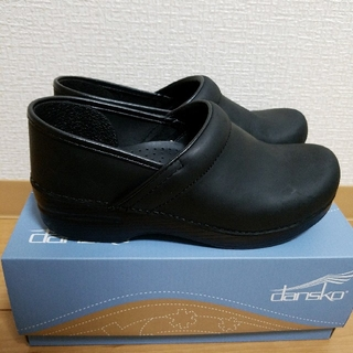 ダンスコ(dansko)のダンスコ プロフェッショナル ブラックオイルド 39 24.5-25cm(サンダル)