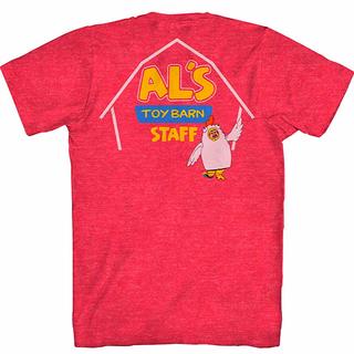 トイストーリー(トイ・ストーリー)の日本未入荷!激レア!AL's toy barn☆スタッフTシャツ(Tシャツ/カットソー(半袖/袖なし))