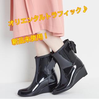 オリエンタルトラフィック(ORiental TRaffic)のオリエンタルトラフィック 新品 レインブーツ(レインブーツ/長靴)