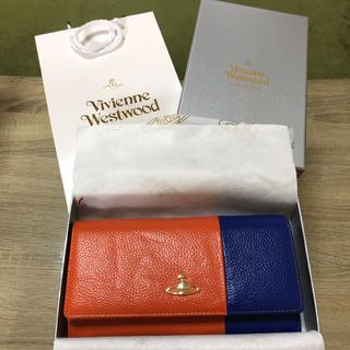 ヴィヴィアンウエストウッド(Vivienne Westwood)の高級感あり! ヴィヴィアンウエストウッド 長財布(財布)