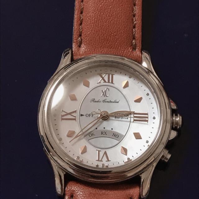 CITIZEN - CITIZEN エコドライブXC レディース腕時計の通販 by 888|シチズンならラクマ