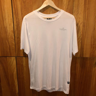 ジースター(G-STAR RAW)のG-STAR RAW メンズ 半袖Tシャツ ホワイト Mサイズ(Tシャツ/カットソー(半袖/袖なし))