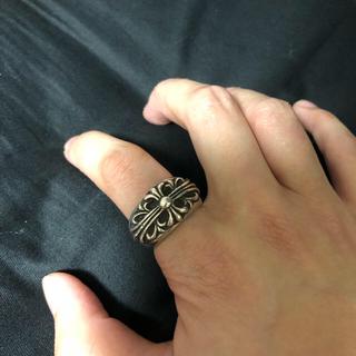 クロムハーツ(Chrome Hearts)のクロムハーツ フローラル リング(リング(指輪))