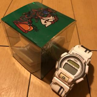 ジーショック(G-SHOCK)のCASIO G-SHOCK DW-003C-7T 白/グレー(腕時計(デジタル))
