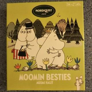 フィンランドで買いましたムーミン紅茶(茶)