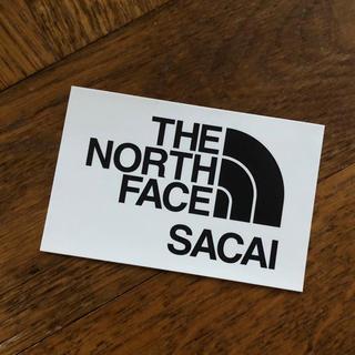 サカイ(sacai)のsacai × The North Face® ステッカー(その他)