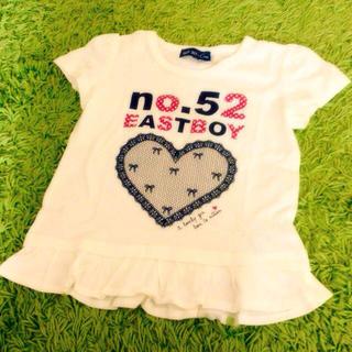 イーストボーイ(EASTBOY)の♡EAST BOY120cm♡(Tシャツ/カットソー)
