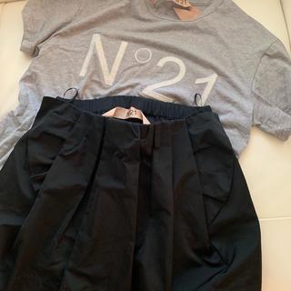 ヌメロヴェントゥーノ(N°21)のヌメロ N。21  スカート(ミニスカート)