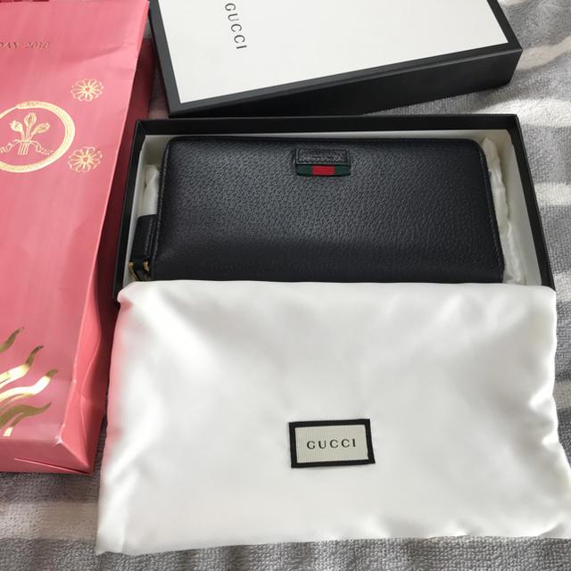 Gucci - GUCCI 財布 長財布 の通販 by neco|グッチならラクマ
