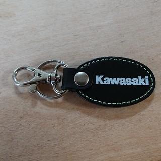 カワサキ(カワサキ)のフリル様専用 Kawasakiキーホルダー(その他)