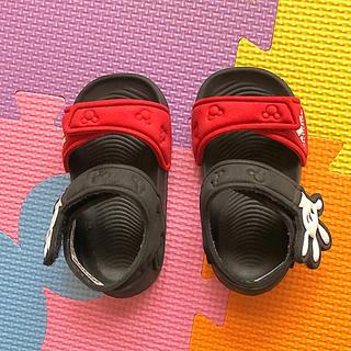 アディダス(adidas)のアディダス ディズニー サンダル 12cm(サンダル)