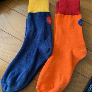 レピピアルマリオ(repipi armario)の靴下 2足セット(靴下/タイツ)