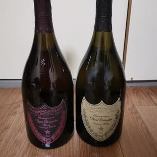 ドンペリニヨン(Dom Pérignon)のドンペリ白、ロゼセットsale (シャンパン/スパークリングワイン)