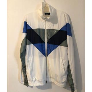 フレッドペリー(FRED PERRY)のF2539-10panel Track Jacket(ナイロンジャケット)