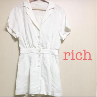 リッチ(rich)のrich オールインワン (オールインワン)