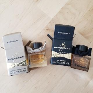 BURBERRY - BURBERRY香水⭐2個セット
