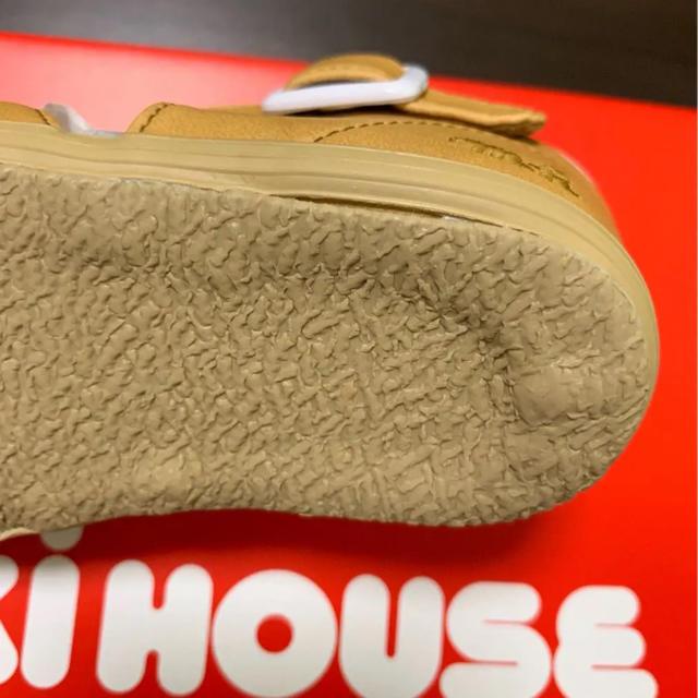 mikihouse(ミキハウス)の15・大人気サンダル!定価10,260円 キッズ/ベビー/マタニティのキッズ靴/シューズ (15cm~)(サンダル)の商品写真