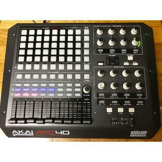 AKAI APC40 Ableton Push Live用midiコントローラー