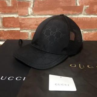 グッチ(Gucci)のGUCCIベースボールキャップ(キャップ)